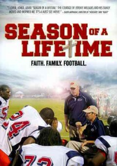 Season of a lifetime cover image