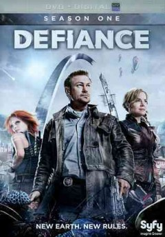 Defiance. Season 1 cover image