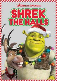 Shrek the halls cover image