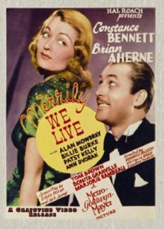 Merrily we live cover image