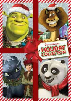 DreamWorks holiday collection cover image