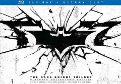 The dark knight trilogy cover image