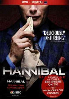 Hannibal. Season 1 cover image