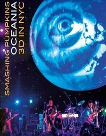 Oceania [3D Blu-ray + Blu-ray combo] live in NYC cover image