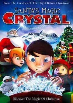 Santa's magic crystal cover image