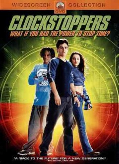 Clockstoppers cover image