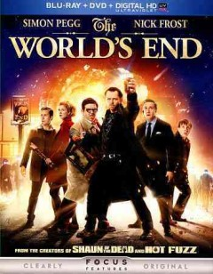 The World's End [Blu-ray + DVD combo] cover image