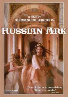 Russian ark cover image