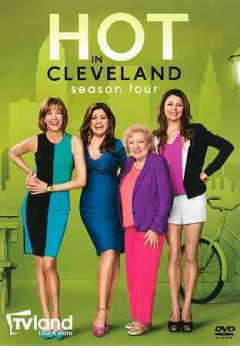Hot in Cleveland. Season 4 cover image