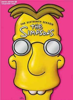 The Simpsons. Season 16 cover image