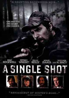A single shot cover image