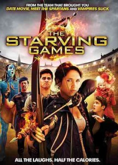 The starving games cover image