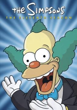 Simpsons. Season 11 cover image