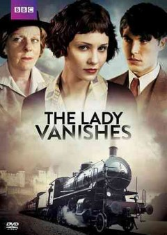 The lady vanishes cover image