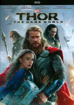 Thor. The dark world cover image
