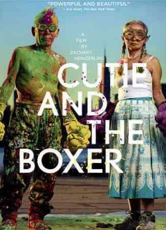 Cutie and the boxer cover image