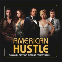 American hustle original motion picture soundtrack cover image