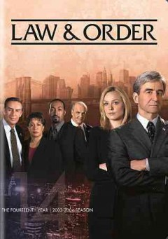 Law & order. Season 14 cover image
