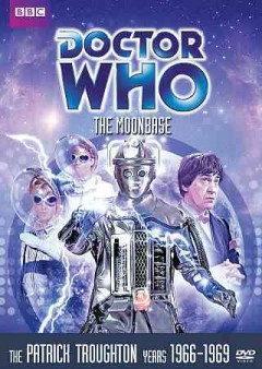 Doctor Who. Story 33, The moonbase cover image