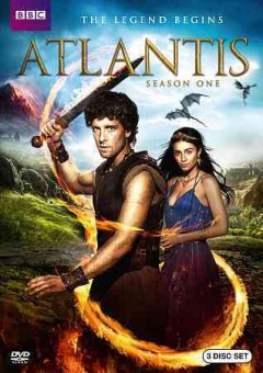 Atlantis. Season 1 cover image