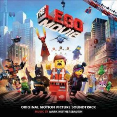 The Lego movie original motion picture soundtrack cover image