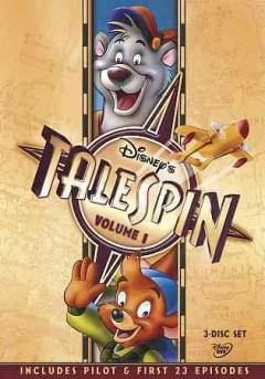 TaleSpin. Volume 1 cover image