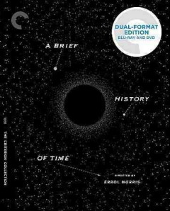 A brief history of time [Blu-ray + DVD combo] cover image