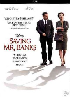 Saving Mr. Banks cover image