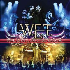 One live in Stockholm / W.E.T cover image