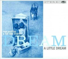 Dream a little dream cover image