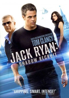 Jack Ryan : shadow recruit cover image