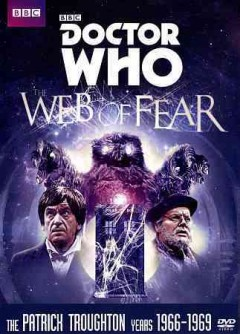 Doctor Who. The web of fear cover image
