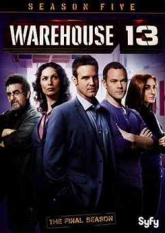 Warehouse 13. Season 5, the final season cover image
