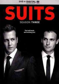 Suits. Season 3 cover image