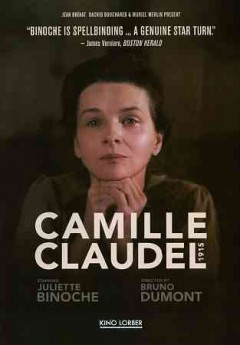 Camille Claudel 1915 cover image