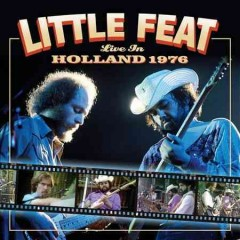 Live in Holland 1976 cover image