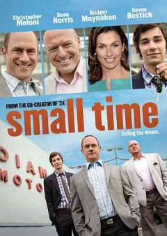 Small time cover image