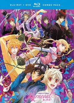 Karneval. The complete series [Blu-ray + DVD combo] cover image