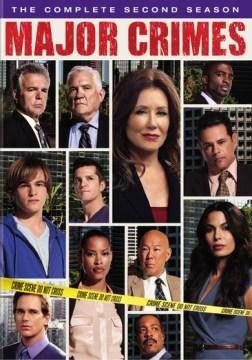 Major crimes. Season 2 cover image