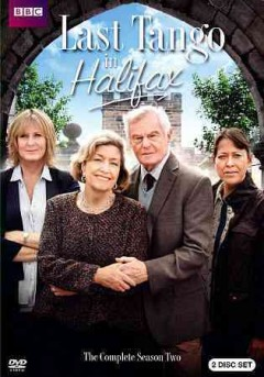 Last tango in Halifax. Season 2 cover image