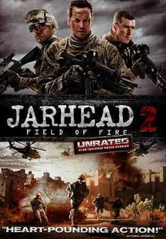 Jarhead 2 field of fire cover image