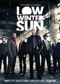 Low winter sun. Complete series cover image