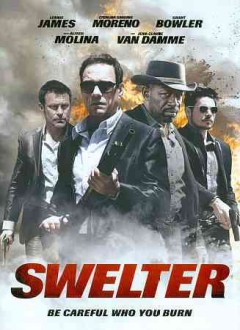 Swelter cover image