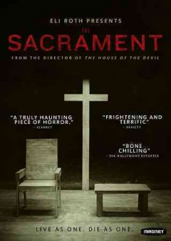 The sacrament cover image
