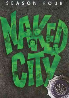 Naked city. Season 4 cover image