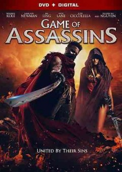 Game of assassins cover image