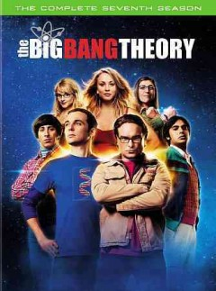 The big bang theory. Season 7 cover image