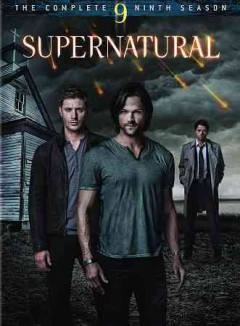 Supernatural. Season 9 cover image