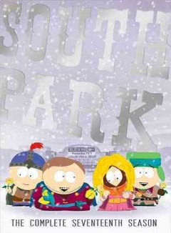 South Park. Season 17 cover image