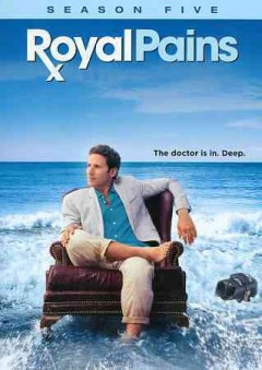 Royal pains. Season 5 cover image